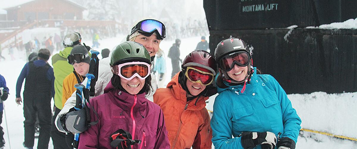 Ski Lost Trail