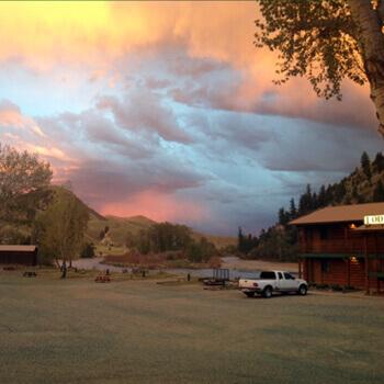 River's Fork Lodge - Salmon Idaho